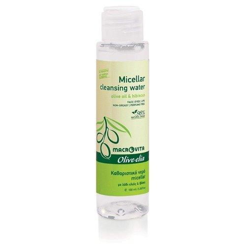 MACROVITA OLIVE-ELIA płyn micelarny z oliwą z oliwek i hibiskusem 100ml